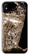 Jammer Crystal Ice Torch  IPhone Case