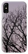 Jammer Fuzzy Trees 002 IPhone Case