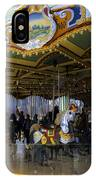 Jane's Carousel 1 In Dumbo IPhone Case
