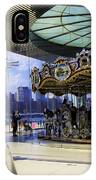 Jane's Carousel 2 In Dumbo - Brooklyn IPhone Case