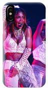 Janet Jackson-05 IPhone Case