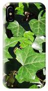 January Greenery IPhone Case