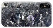 Japan Group Portrait, C1866 IPhone X Case