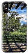 Japanese Garden Of Water And Fragrance 2 IPhone Case