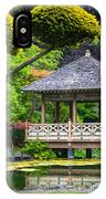 Japanese Gazebo IPhone Case