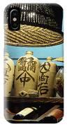 Japanese Sake Perfection IPhone Case