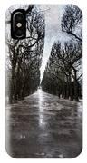 Jardin Des Plantes Paris France IPhone Case