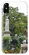 Jardin Du Luxembourg IPhone Case