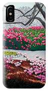 Jasmine Hill Gardens IPhone Case