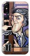 Jay Leno You Been Cubed IPhone Case