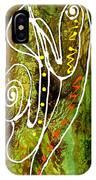 Jazz 1 IPhone Case