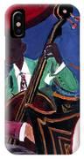 Jazz Band IPhone Case