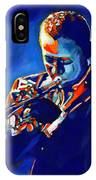 Jazz Man Miles Davis IPhone Case