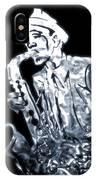Jazz Notes IPhone Case