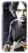 Jazz Rock John Mayer 03  IPhone Case
