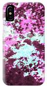 Jazzy Razzberry IPhone Case