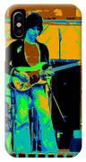 Jb #15 Enhanced In Cosmicolors Crop 2 IPhone Case