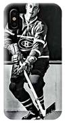 Jean Beliveau IPhone Case