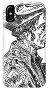 Jean Fernel (1497-1558) IPhone Case