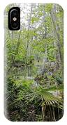 Jean Lafitte National Preserve Swamp Louisiana IPhone Case