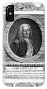 Jean Louis Petit (1674-1750) IPhone Case
