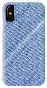 Jeans Texture IPhone Case
