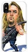 Jeff Hanneman IPhone X Case