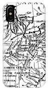 Jefferson: States, 1784 IPhone Case