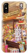 Jefferson Texas General Store IPhone Case