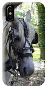 Jekyll Horse IPhone Case