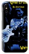 Jerry And Billy At Winterland IPhone Case