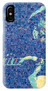 Jerry Garcia Chuck Close Style IPhone Case