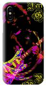Jerry Garcia Painter Of Masterpieces IPhone Case
