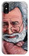 Jerry Garcia IPhone Case