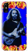 Jerry In Blue With Rose Frame IPhone Case