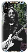 Jerry Road Rose 1 IPhone Case