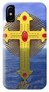Jerrys Cross 20 IPhone Case