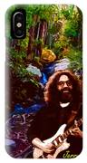 Jerry's Mountain Music 3 IPhone Case