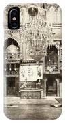 Jerusalem Armenian Church IPhone Case