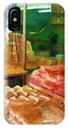 Jerusalem Marketplace IPhone Case