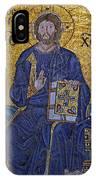 Jesus Christ Mosaic IPhone Case