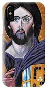 Jesus Icon IPhone Case