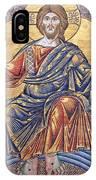 Jesus Mosaics IPhone Case