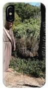 Jesus- Walk With Me IPhone Case