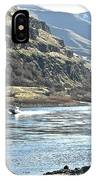 Jet Boating On The Snake IPhone Case