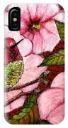 Jewel Among Blooms IPhone Case