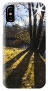 Jewel In The Trees IPhone Case