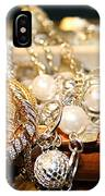Jewelry Collections IPhone Case
