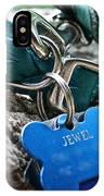 Jewel's Jewelry IPhone Case