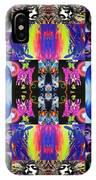 Jimi Kaleidoscope I IPhone Case